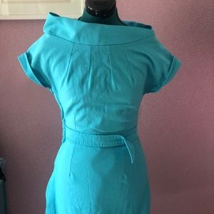 Collectif Mad Men/ 1960s style wiggle dress